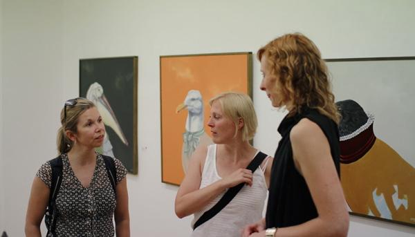 weartberlin Kunst-Ausstellung in der Galerie ICON Berlin31