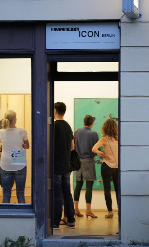 weartberlin Kunst-Ausstellung in der Galerie ICON Berlin58