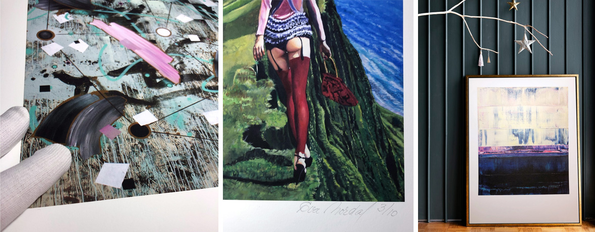 Limitierte Editionen, Art Prints