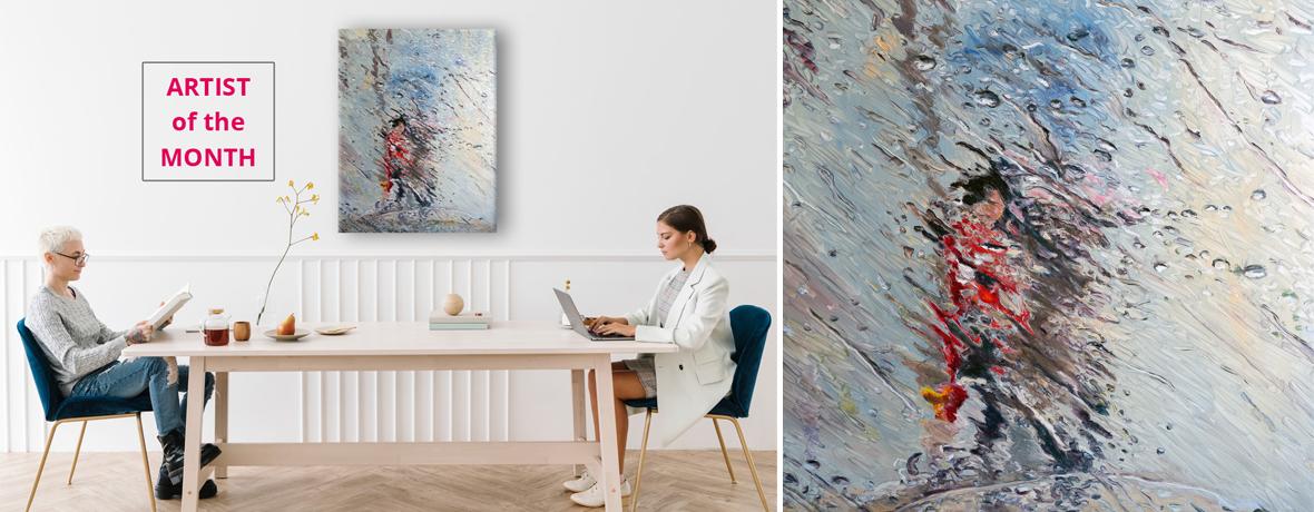 Online Galerie | Kunst | Malereien von Simone Westphal bei weartberlin